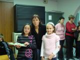TOURNOI DES FAMILLES POUR LE TELETHON 2009    Samedi 5 Décembre au club de scrab