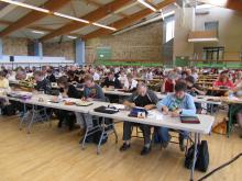 Assemblée Générale du Comité et Championnat du Lyonnais en Paires Saint-Quentin-Fallavier le 18-09-2010