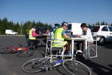 4ème Cyclo-Scrabble : coup de tonnerre à Chaubouret !
