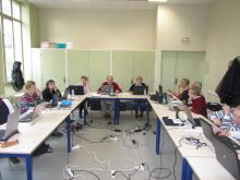 Formation de juge arbitre – Chaponost – 27 novembre 2010