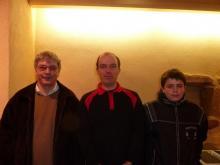 Simultané de Blitz – 11 décembre 2010