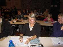 TH2 du Comité  –  Saint-Genis-Laval  – 22-01-2011