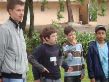 30ème Championnat de France Scolaire Pâques 2011 Fréjus