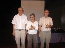Championnat du Lyonnais en paires Ambérieu le 17 septembre 2011
