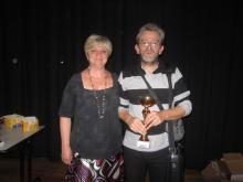 Didier Gidrol Champion de Loire – Haute-Loire de Scrabble