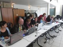 Formation d'Arbitrage Andrézieux-Bouthéon le 15-10-2011