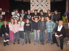 TH des Jeunes à La Mulatière  –  15-01-2012
