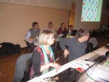 TH2 du Comité  –  Saint-Genis-Laval le 21-01-2012