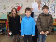 Championnat Régional Scolaire – Villefranche le 18 mars 2012