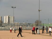 Pétanque et scrabble – Villefranche-sur-Saône le 17 mars 2012