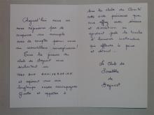 Anniversaire de Yves Ferret