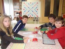 Carole Trolley de Prévaux nous donne des nouvelles des Jeunes inscrits à l'Annexe de Belleville