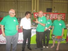 Championnat de France de Scrabble duplicate à Saint-Etienne Les 16, 17 et 18 juin 2012