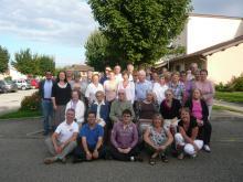 Péronnas fête ses 20 ans – 15 septembre 2012