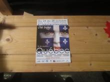 Soirée France-Québec – Andrézieux-Bouthéon – Le 25-10-12