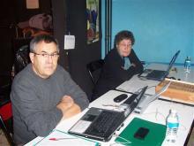 Simultané Mondial de Blitz-Saint-Etienne, Vienne, Villefranche-Le 08-12-2012