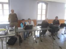 Formation d'arbitrage  –  Meximieux 16 mars 2013