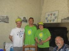Marathon du Lyonnais Saint-Paul-en-Jarez 21 et 22 juin 2014