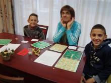 Tournoi des Familles résidence Dubure 7 décembre 2014