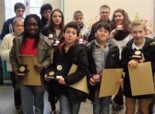 Championnat régional scolaire 14 mars 2015