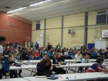 Championnat de France Scolaire Reims 24 au 27 avril 2015