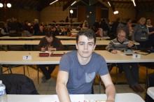 TH3 de Saint-Genis-Laval  Dimanche 31 janvier 2016