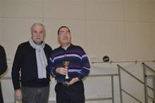 Championnat Régional du Lyonnais Beynost 14 février 2016