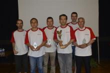 Unieux vice-champion de France en 1ère division