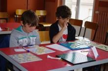 Journée des Jeunes Scrabbleurs à Unieux