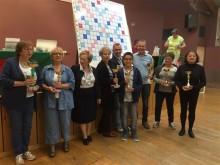 Championnat Loire-Hte-Loire Andrézieux Bouthéon le 18 septembre 2016