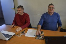 Formation d'arbitrage et Sigle Chaponnay samedi 11 février 2017