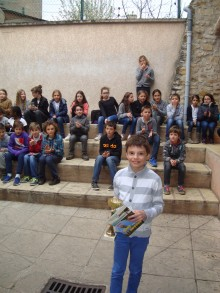 18 mars 2017 – Finale du Tournoi des écoles