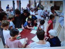 Résidence A. Dubure à Villefranche – Thérèse fête ses 100 printemps
