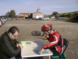 PREMIER CYCLO-SCRABBLE  –  LA CROIX DE CHAUBOURET- LA JASSERIE – 30 SEPTEMBRE 20
