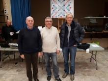 PHASE 2 du Championnat de France : Robert Rosengarten gagne !