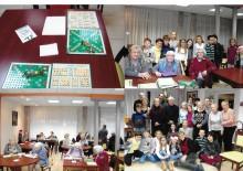 Dimanche 10 décembre 2017 : Tournoi des familles à la résidence A. Debure