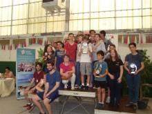 Championnat de France Jeunes et Scolaires : IGNY du 21 au 23 Avril 2018