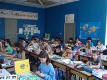 Vendredi 25 mai 2018 : Dernière séance au cours Perrier à Villefranche