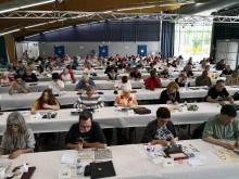 Finale Interclubs à Mérignac en Gironde : Lyon Perrache 3e de D6 et Unieux Myrtil 4e de D1 !