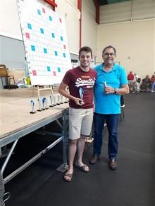 Dimanche 17 juin 2018 : TH3 au profit des jeunes à MONTCHAL (42)