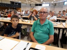 Samedi 15 septembre 2018 – Championnat régional en Paires + AG