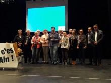 Dimanche 21 Octobre 2018 : Championnat de l'Ain