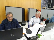 Dimanche 5 mai 2019 : TH3 Péronnas en Multiplex, Gérard Boccon au sommet !