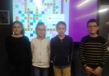 Samedi 18 mai 2019 : Finale Nationale du concours de Scrabble Scolaire