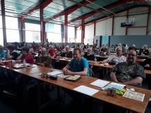 Dimanche 16 juin 2019 : TH3 des jeunes à Montchal