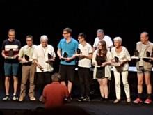 Championnat du Monde à La Rochelle : Semaine de Jeu pour quelques L