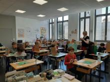 Samedi 15 février 2020 : Finale locale du concours scolaire à Villefranche