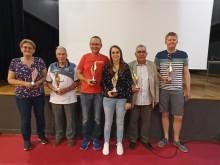 Championnat régional en paires : le titre reste dans la famille BOIRON !