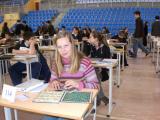 Championnat  Scolaire  à BOURGES  –  Du 11 au 14 Avril 2008