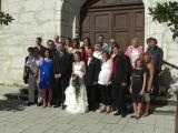 Mariage de Loïc et Laëtitia   –   9 août 2008